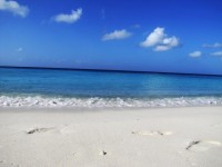sandy beach_curacao
